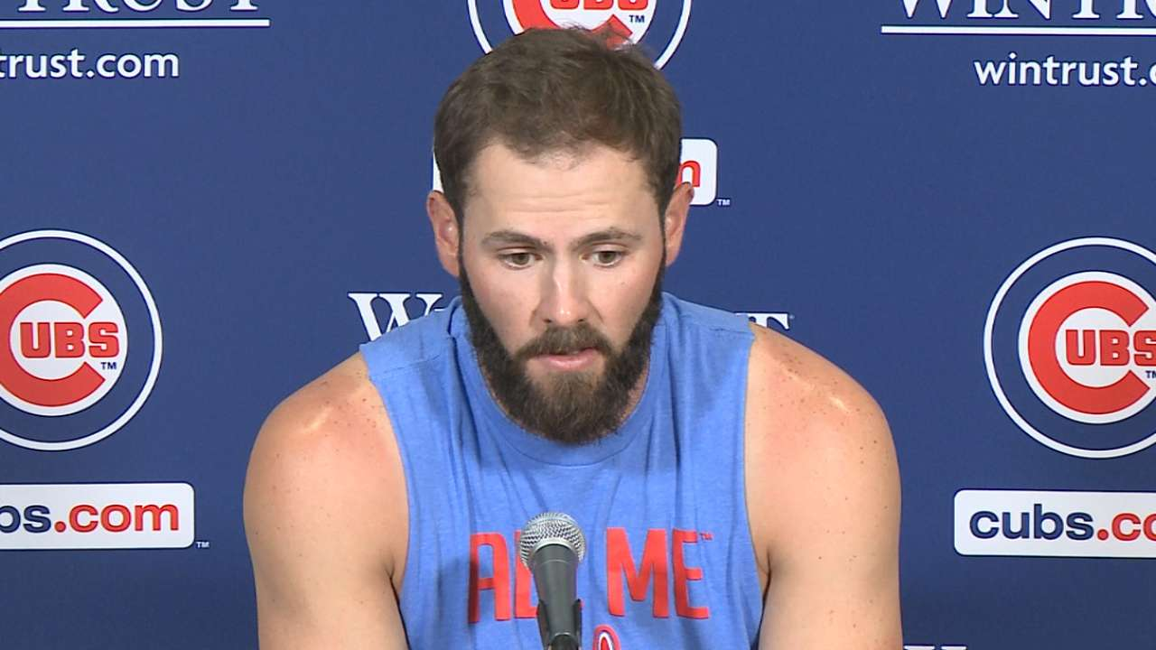 Arrieta to make adjustments after 2nd loss