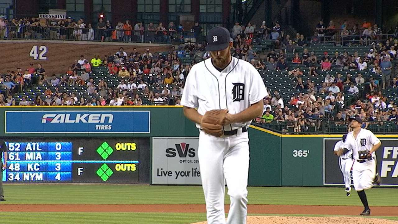 Perfection from 'pen secures Tigers' win