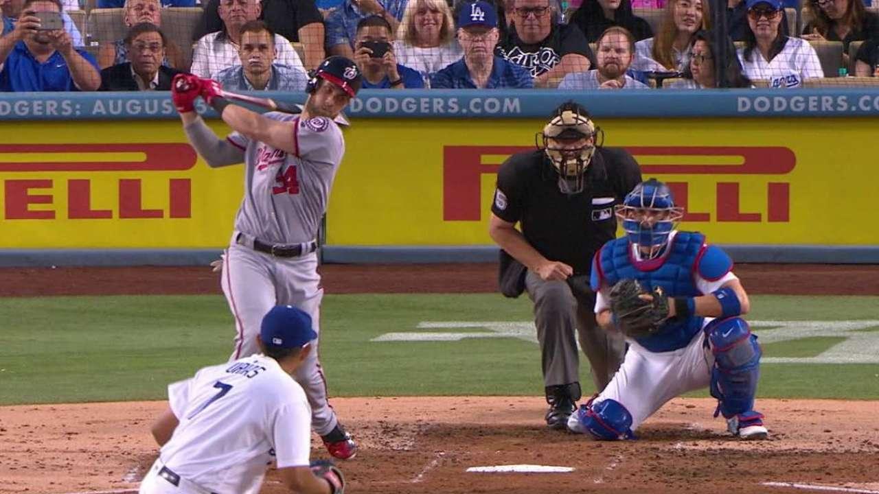 Urias gets Harper swinging