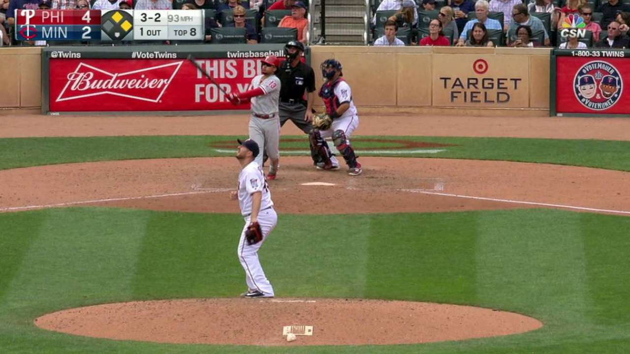 Galvis' three-run homer