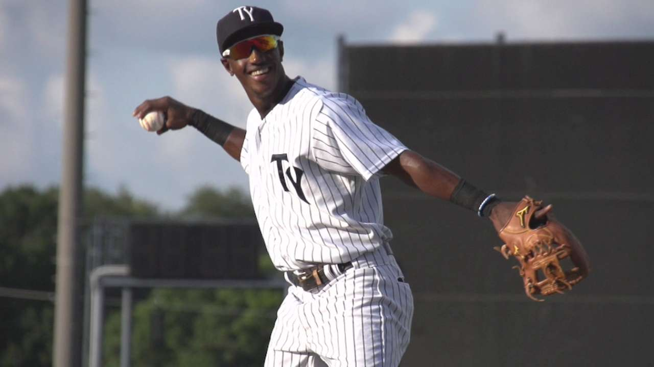 Will Yanks protect prospects ahead of Rule 5 Draft?