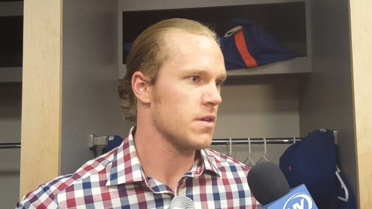 Mets keep Thor penciled in for next start