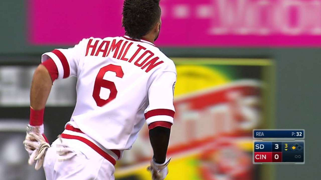 Hamilton triples to right