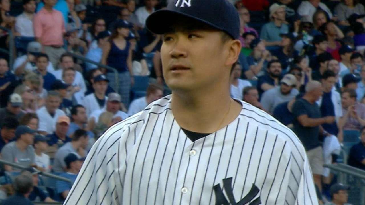 Tanaka's quality start