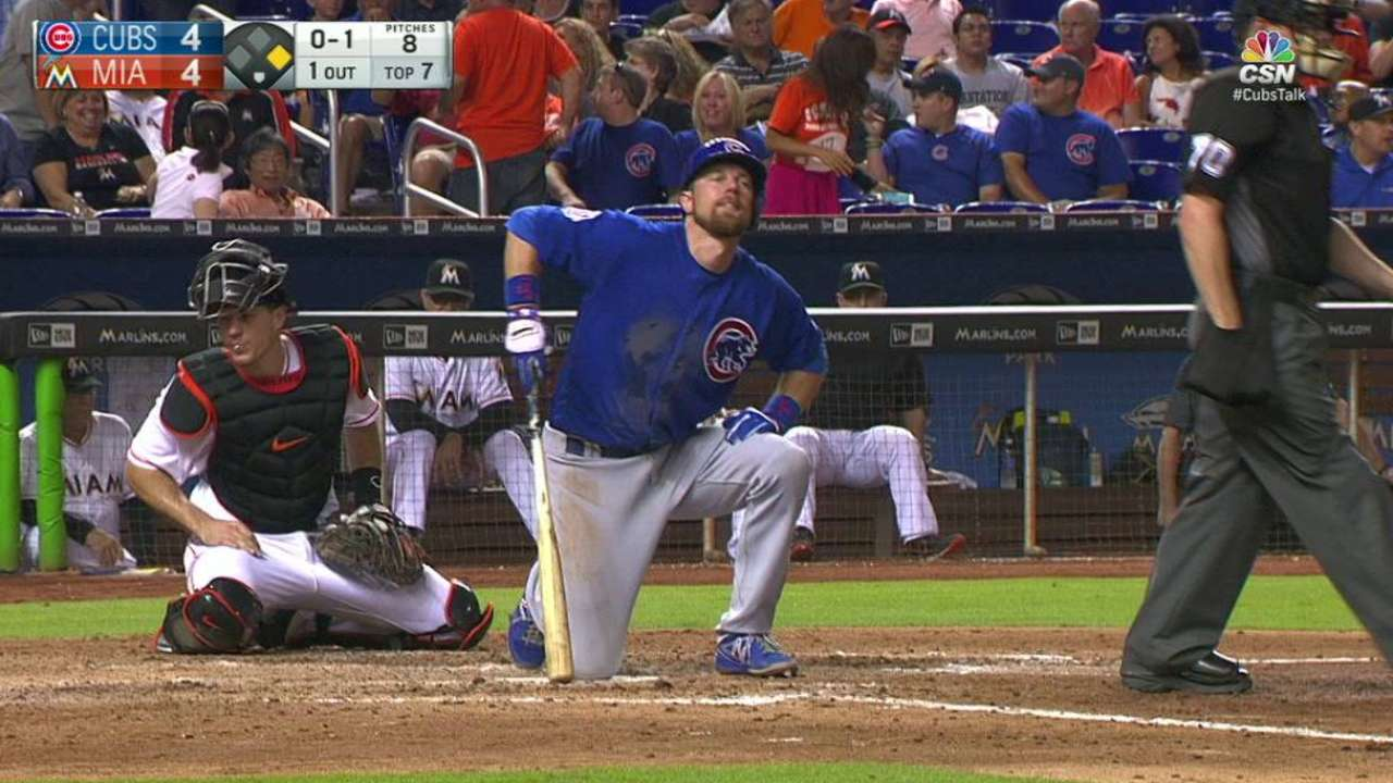 Zobrist rests day after HBP; Rizzo, Montero return