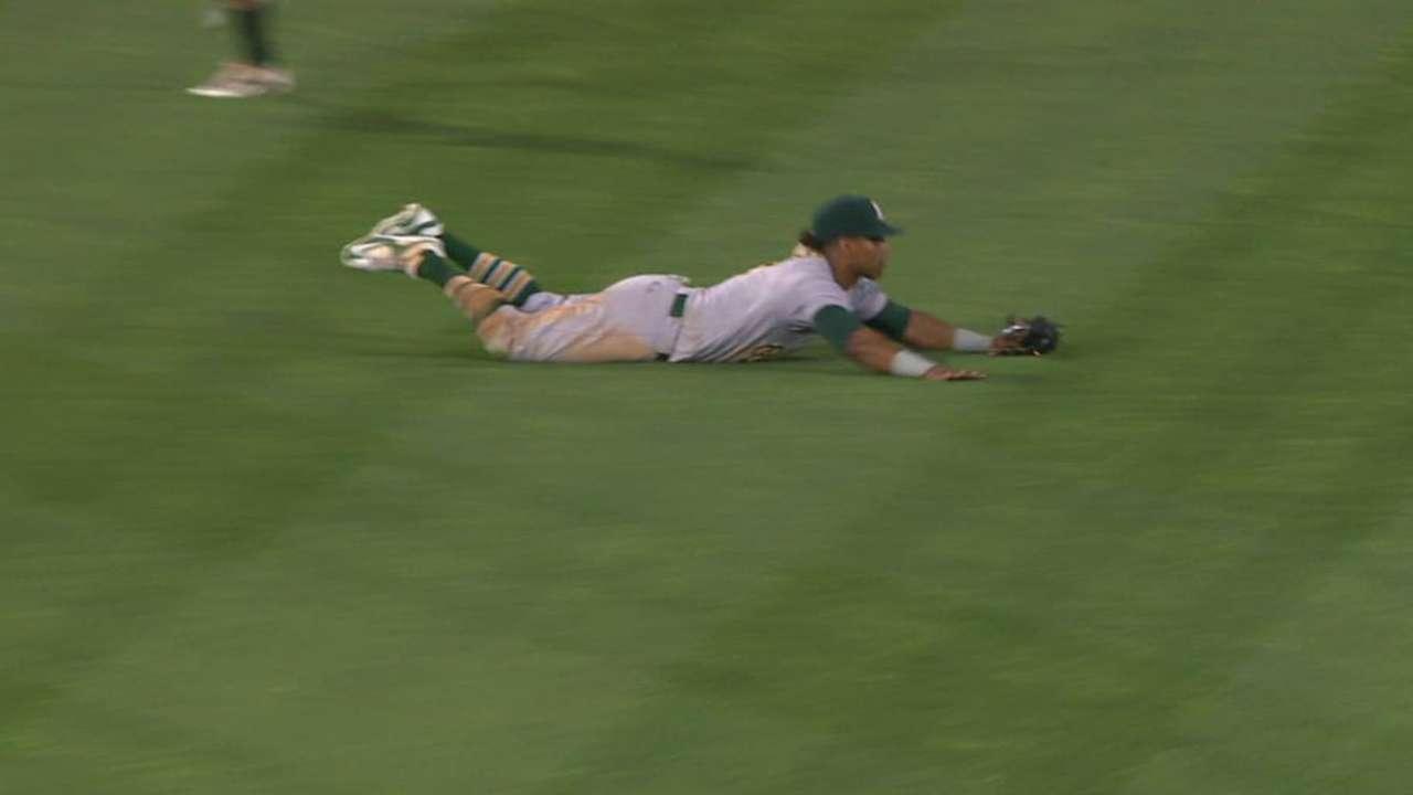 Davis' incredible catch