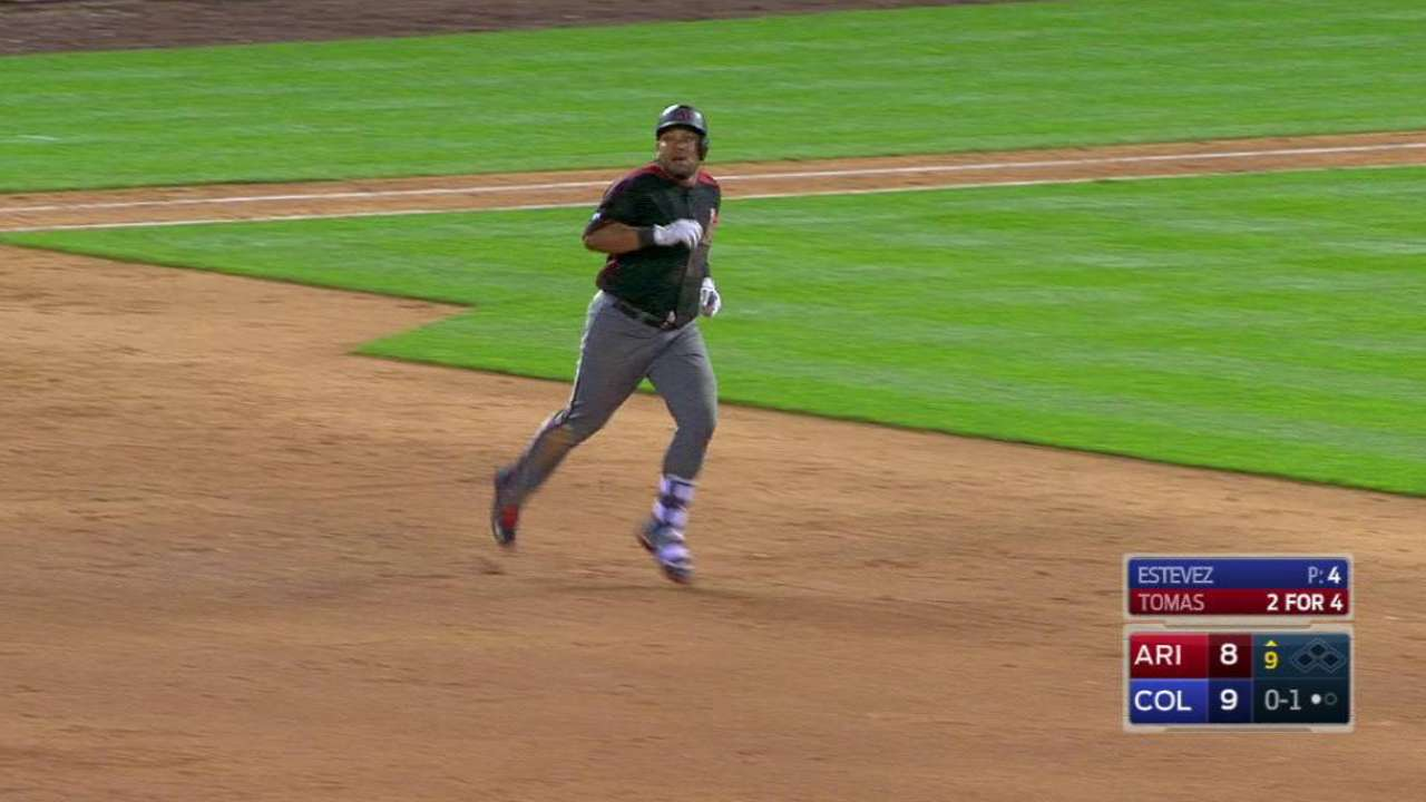 D-backs rally in 9th to take wild one from Rox