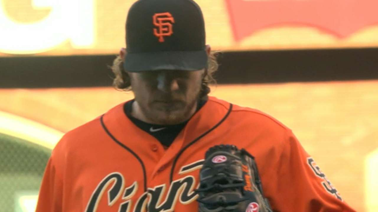 SF's Peavy left part of his heart in Boston