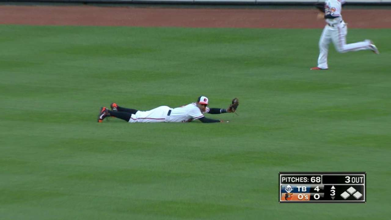 Jones' game-changing catch sets tone for rally