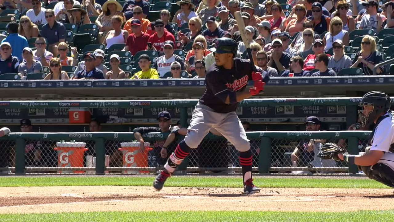 Lindor's two-homer game