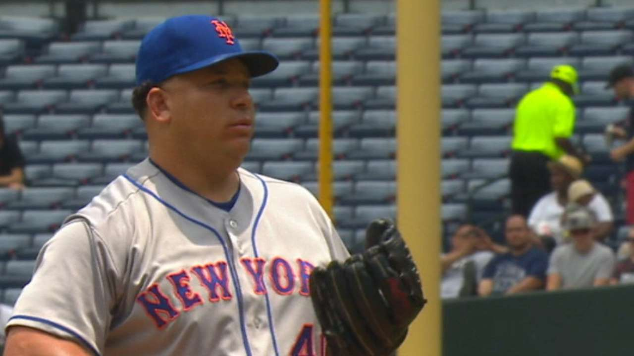 Colon's strong road start