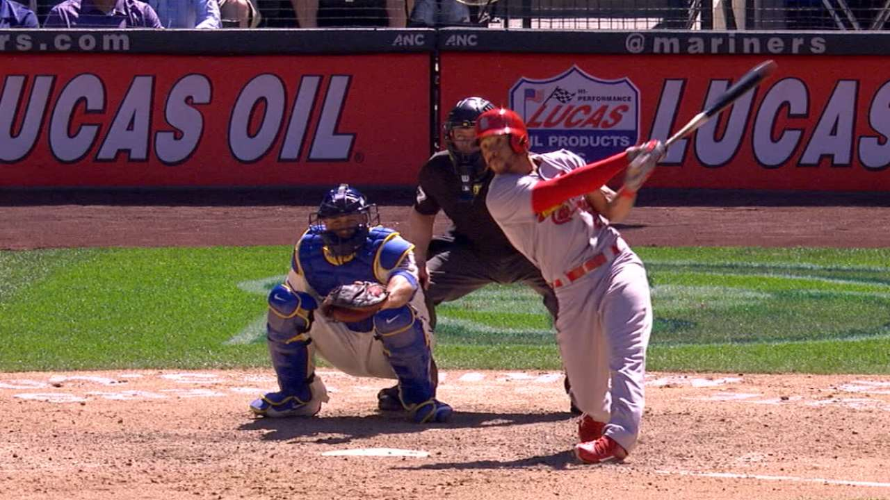 Cardinals go back-to-back