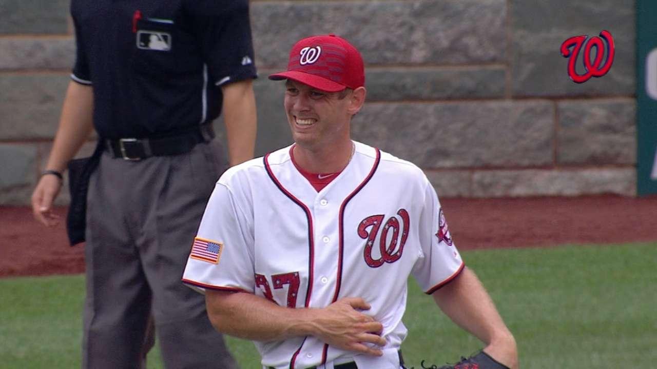Strasburg returns to Nationals today on MLB.TV