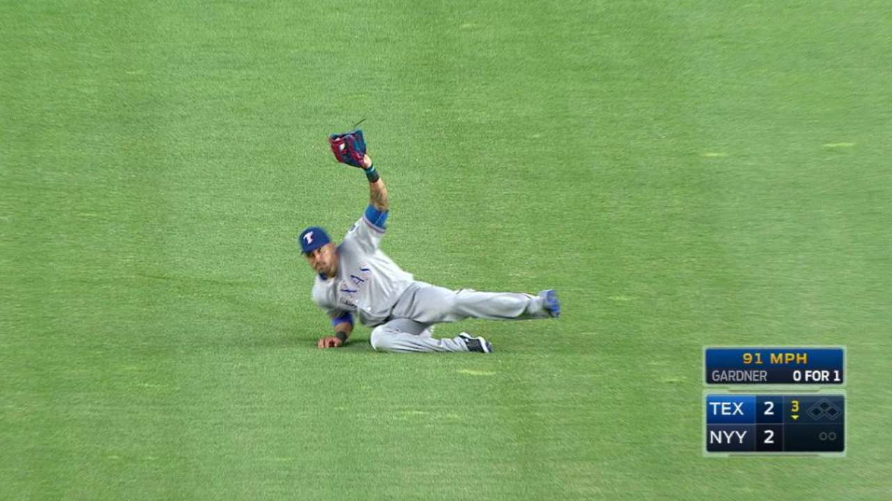Number of infielders moving to outfield on rise