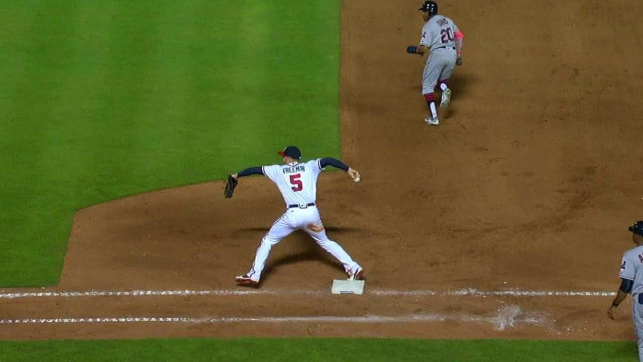 Braves call up Cabrera, designate Ogando for assignment