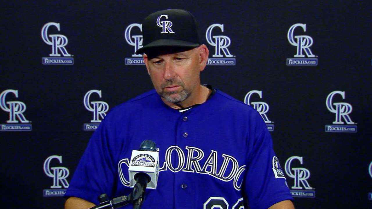 Weiss on win over Blue Jays