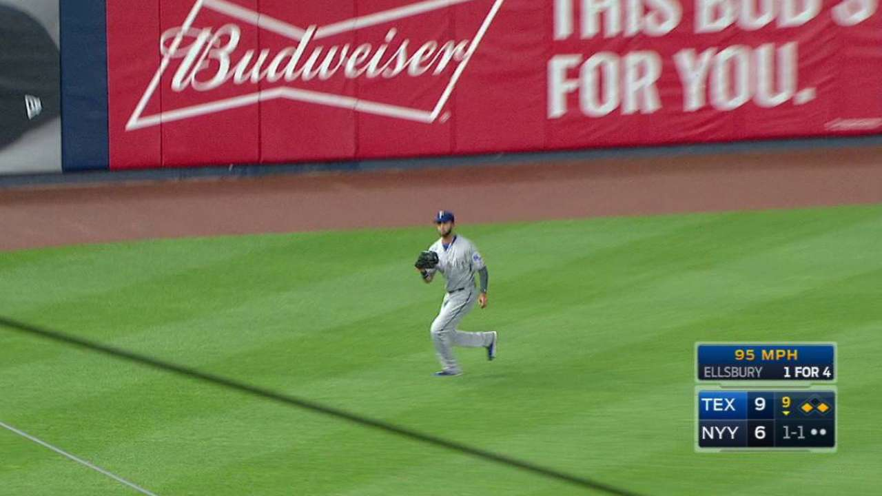 Dyson records save in the 9th