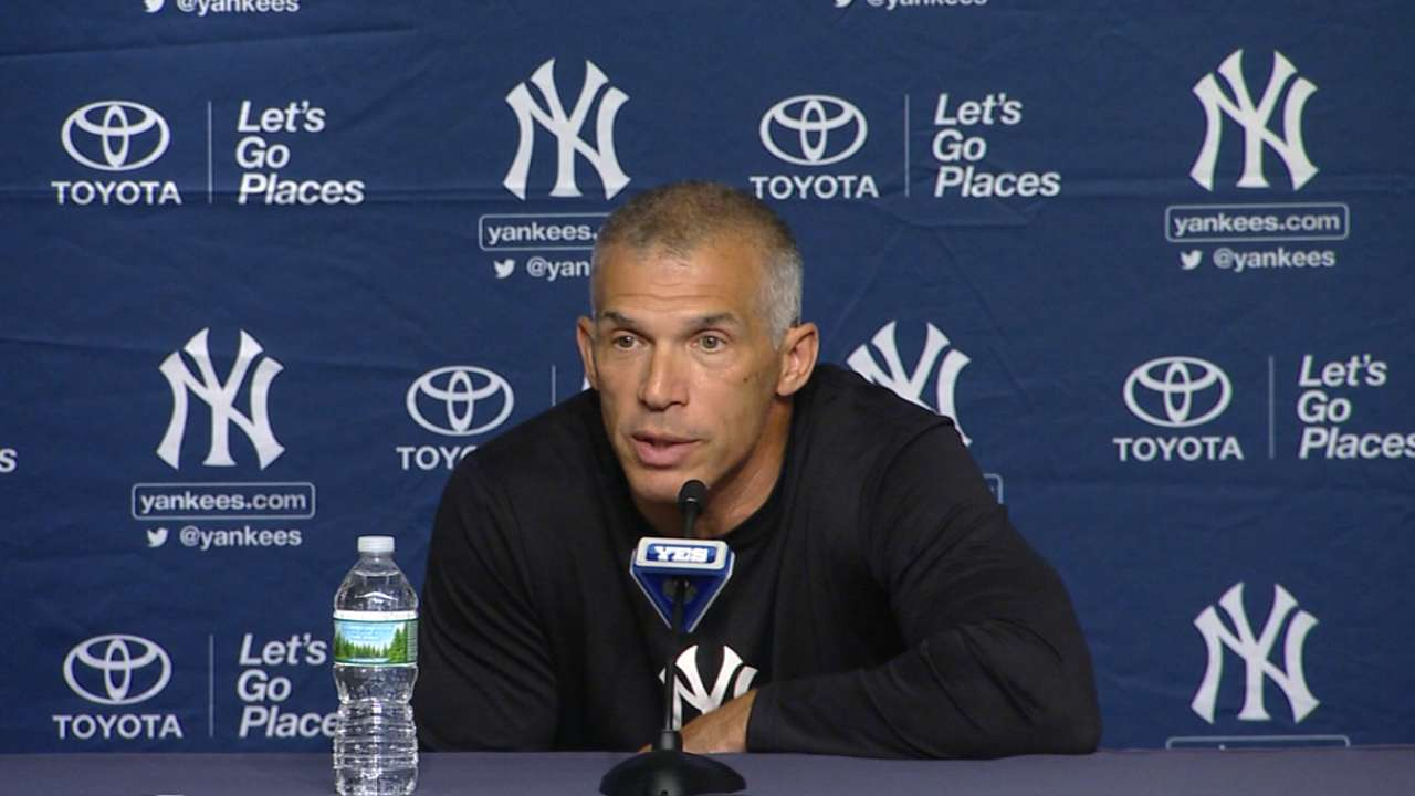 Girardi on rain delay, 9-6 loss