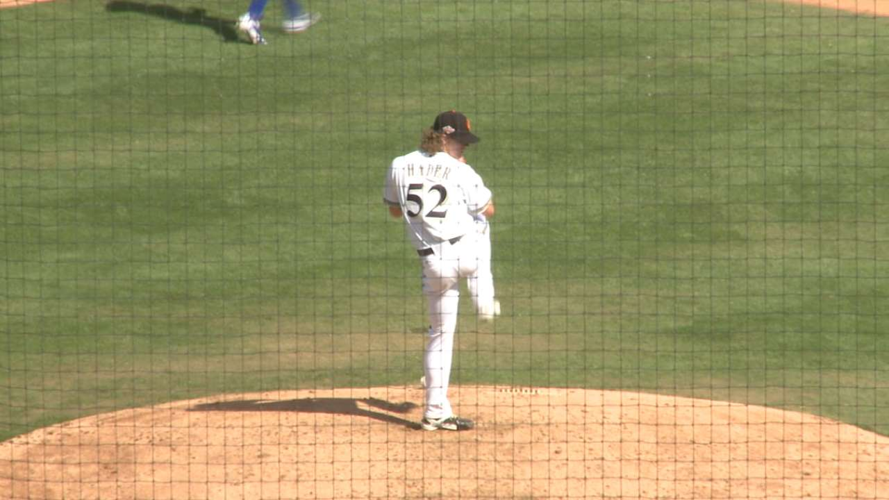 Zinkie on Josh Hader's value