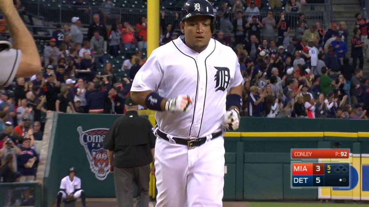 Miggy's three-run jack