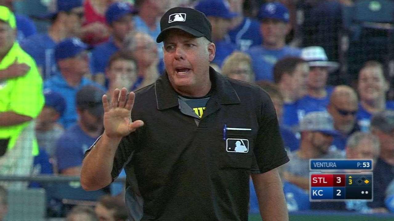 Volquez gets tossed