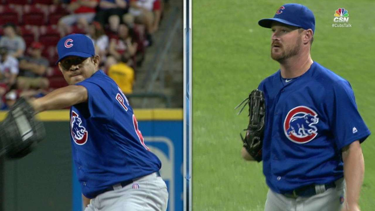 Versatility enables Maddon to think outside the box