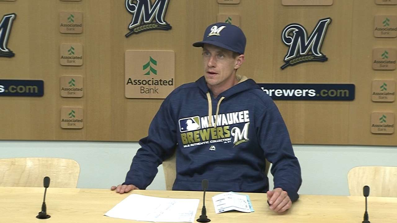 Counsell on loss to Dodgers