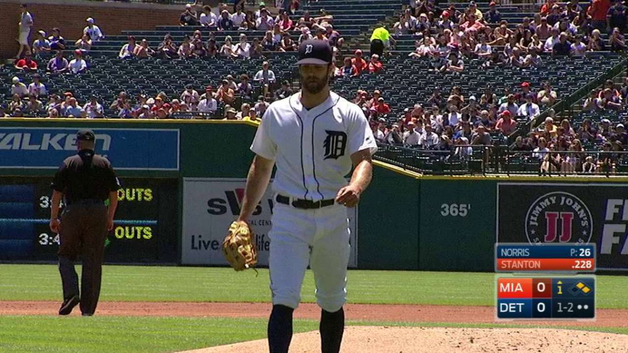 Young Tigers pitchers appreciate vote of confidence