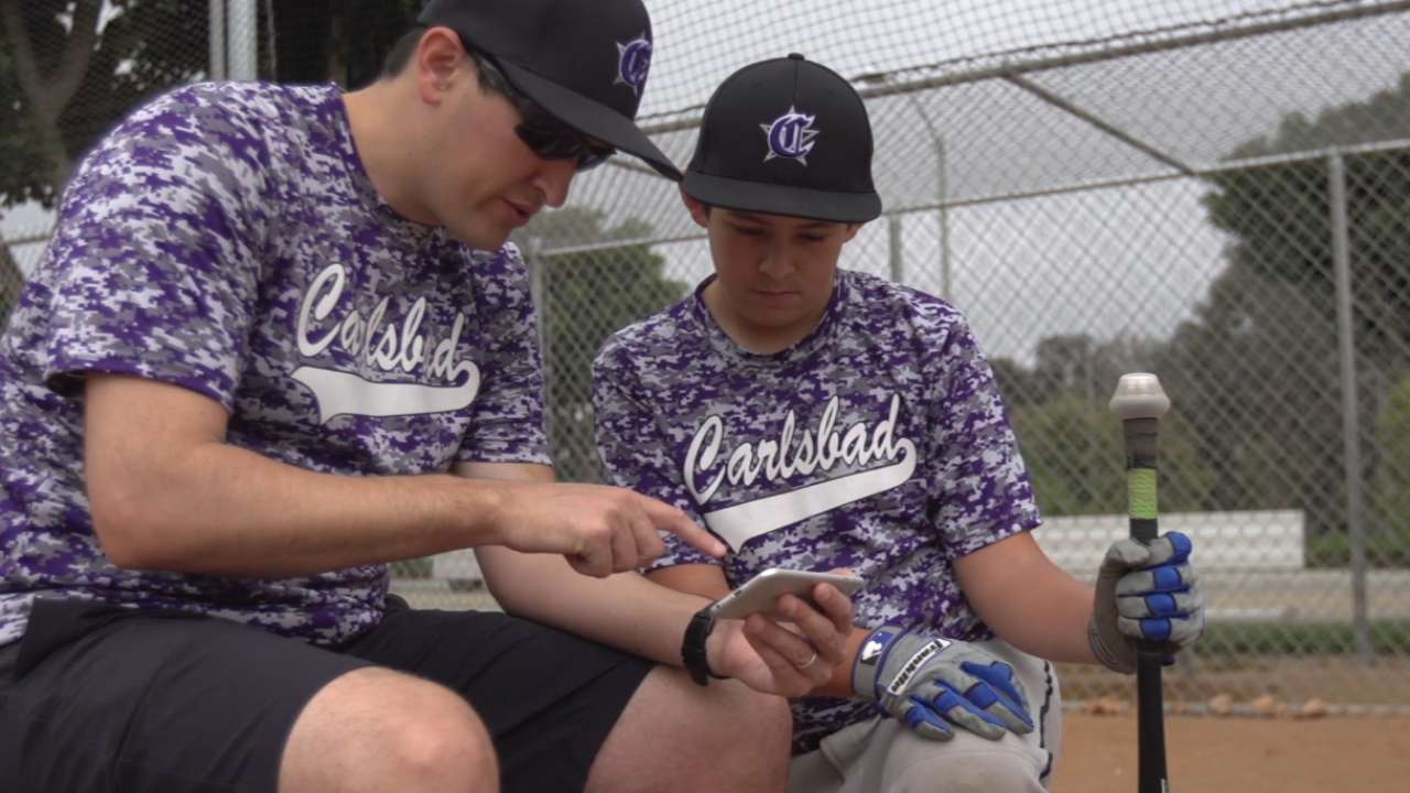 Tech innovator Blast Motion partners with MLB