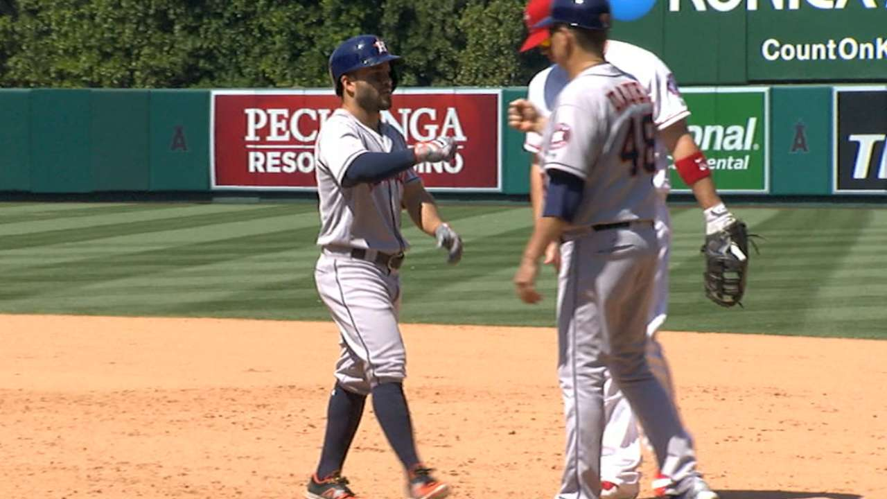 Altuve remains an iron man, and a productive one