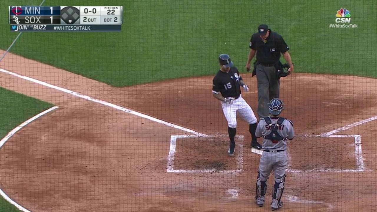 Lawrie's solo home run