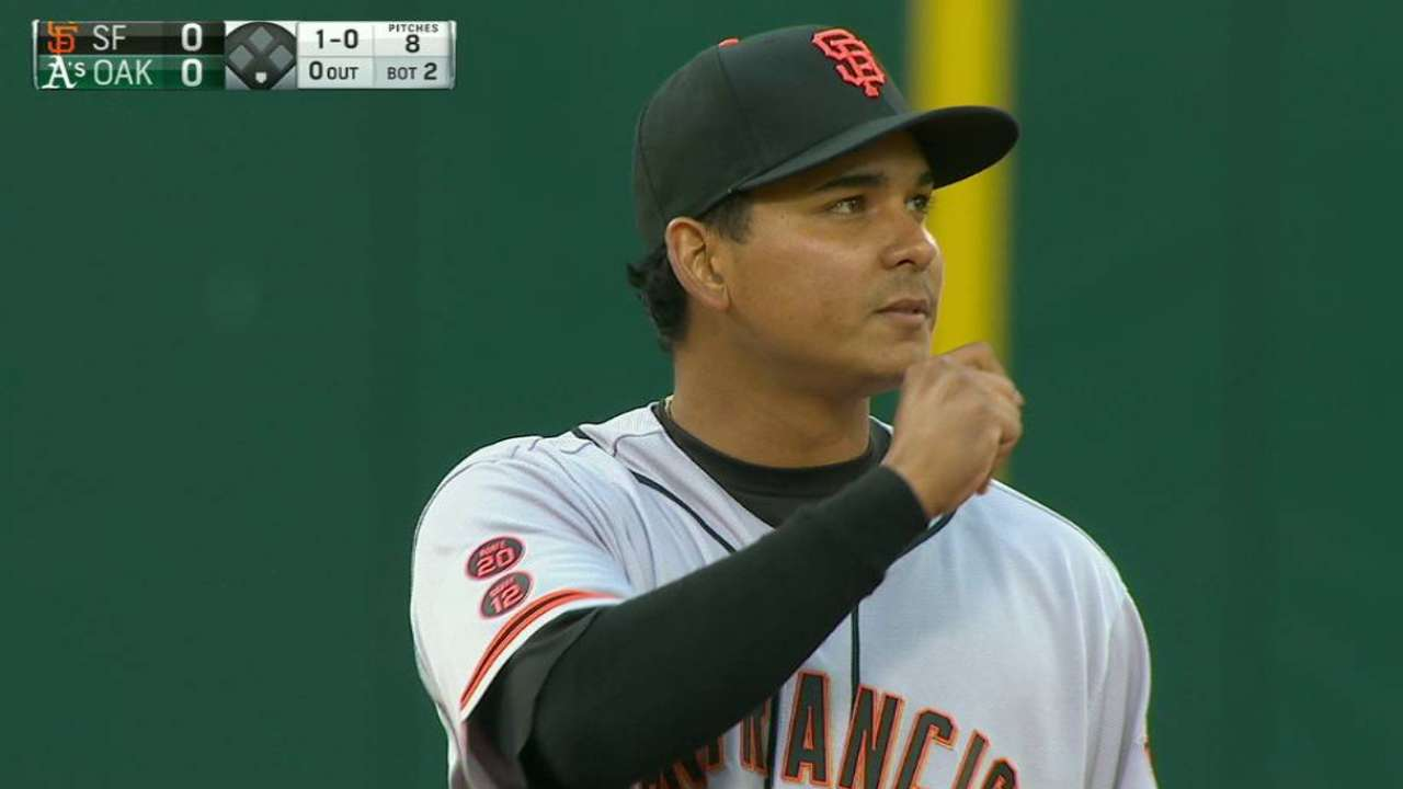 Panik on disabled list with concussion