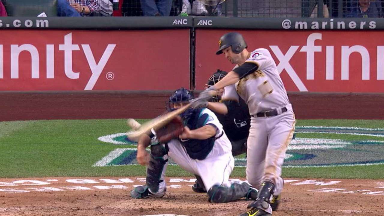 Bucs come alive as Taillon silences Mariners
