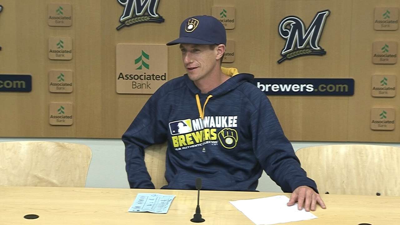 Counsell talks 7-0 win