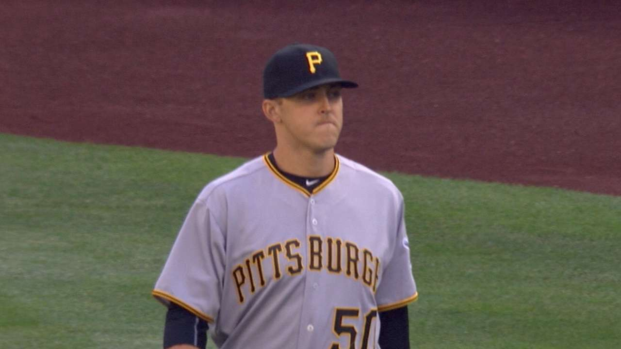 Taillon gets back on track in Seattle