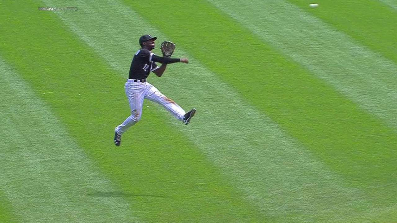 Anderson's great jump-throw
