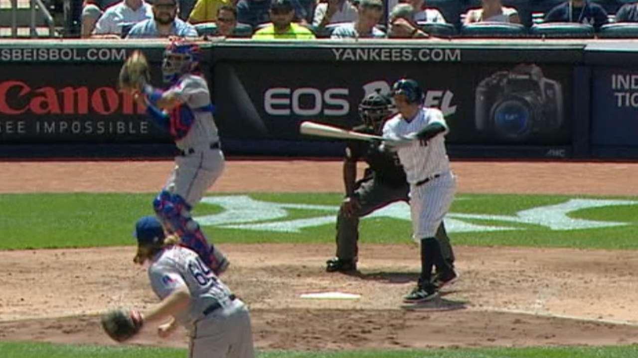 Torreyes' feeble swing tops Thursday GIFs