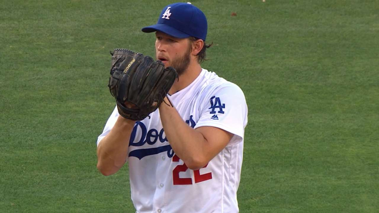 Zinkie on Kershaw heading to DL