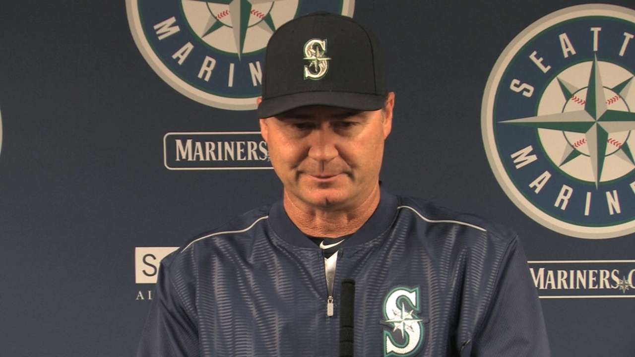 Walker, Mariners finish June on high note