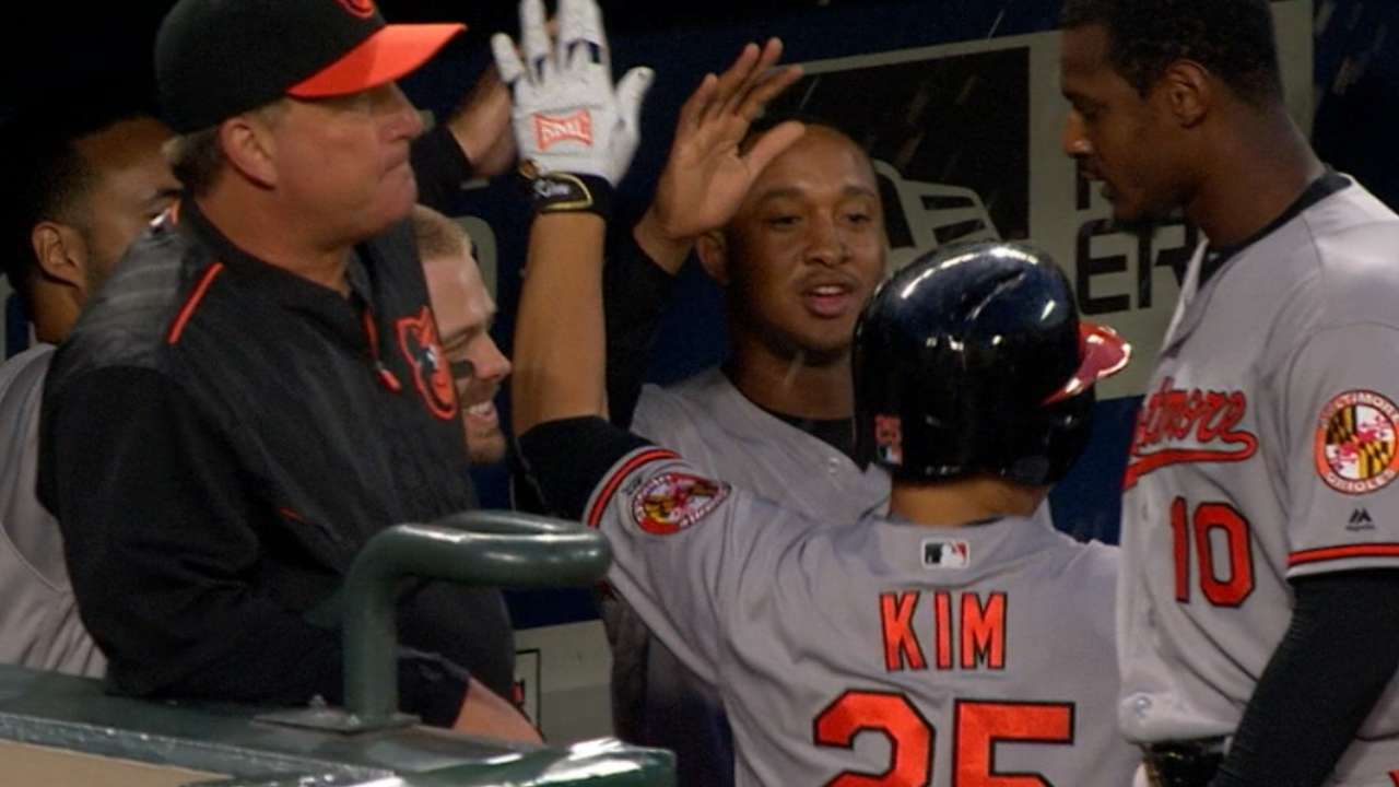 O's set June mark with 56 homers