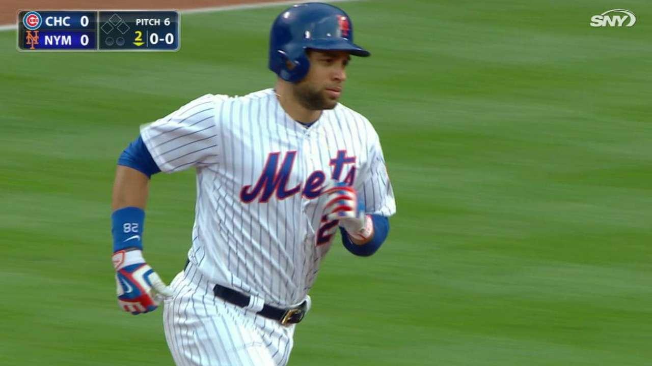 Loney's solo home run