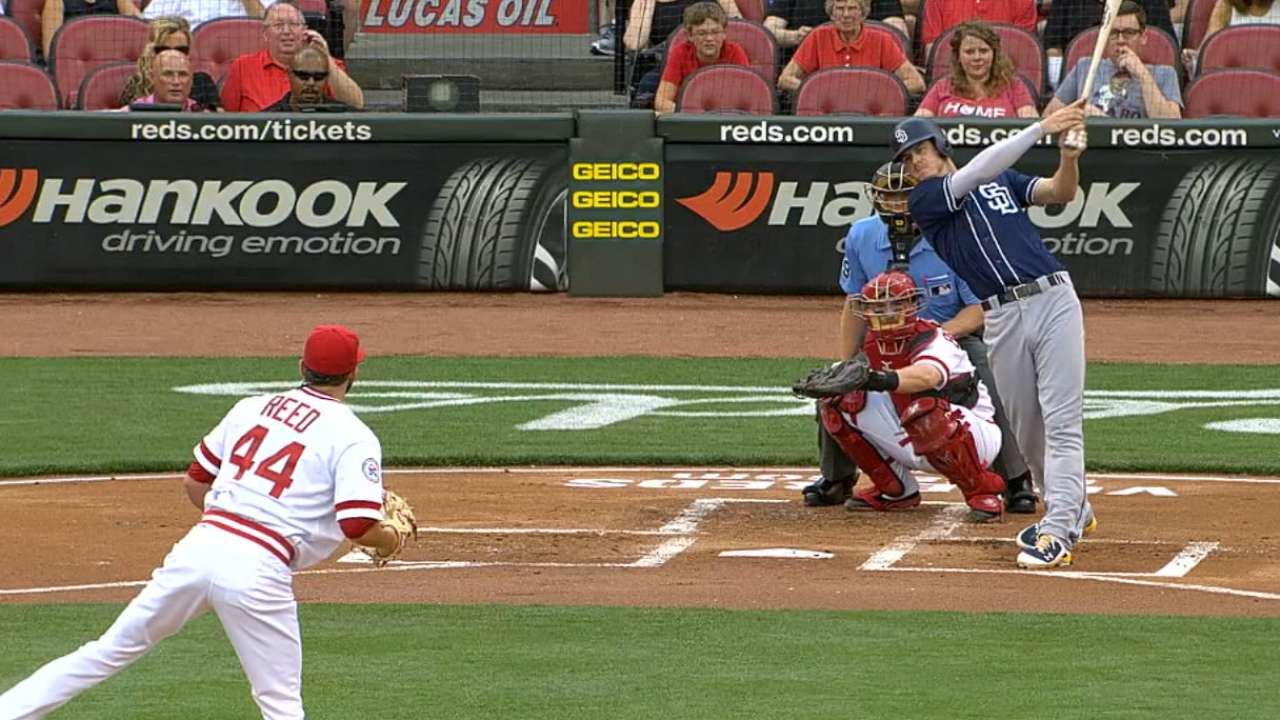 Myers' five-RBI game
