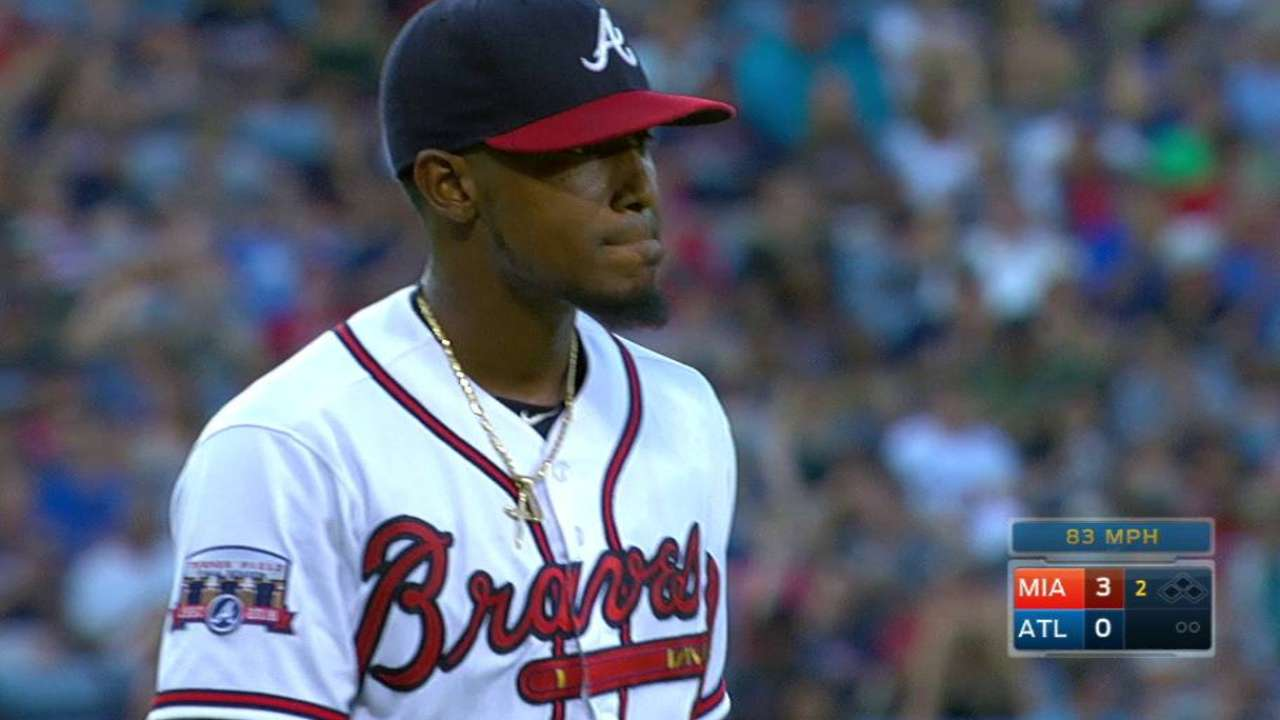 Teheran escapes bases-loaded jam