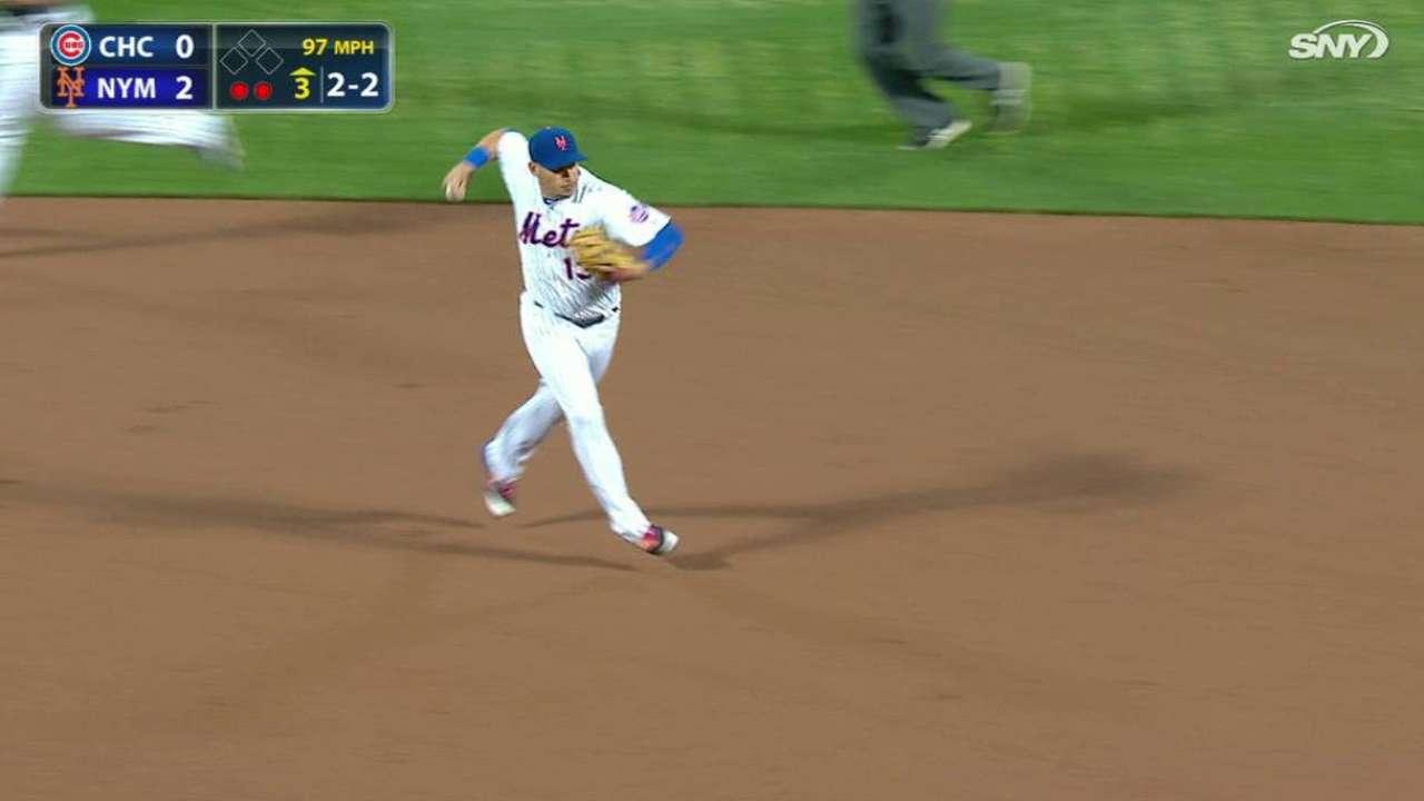 Mets cuentan en Asdrúbal Cabrera con un ancla en el infield