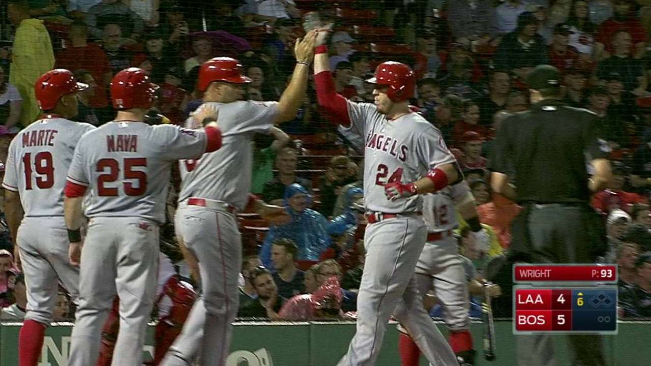 After hot June, Cron starts July with 1st slam