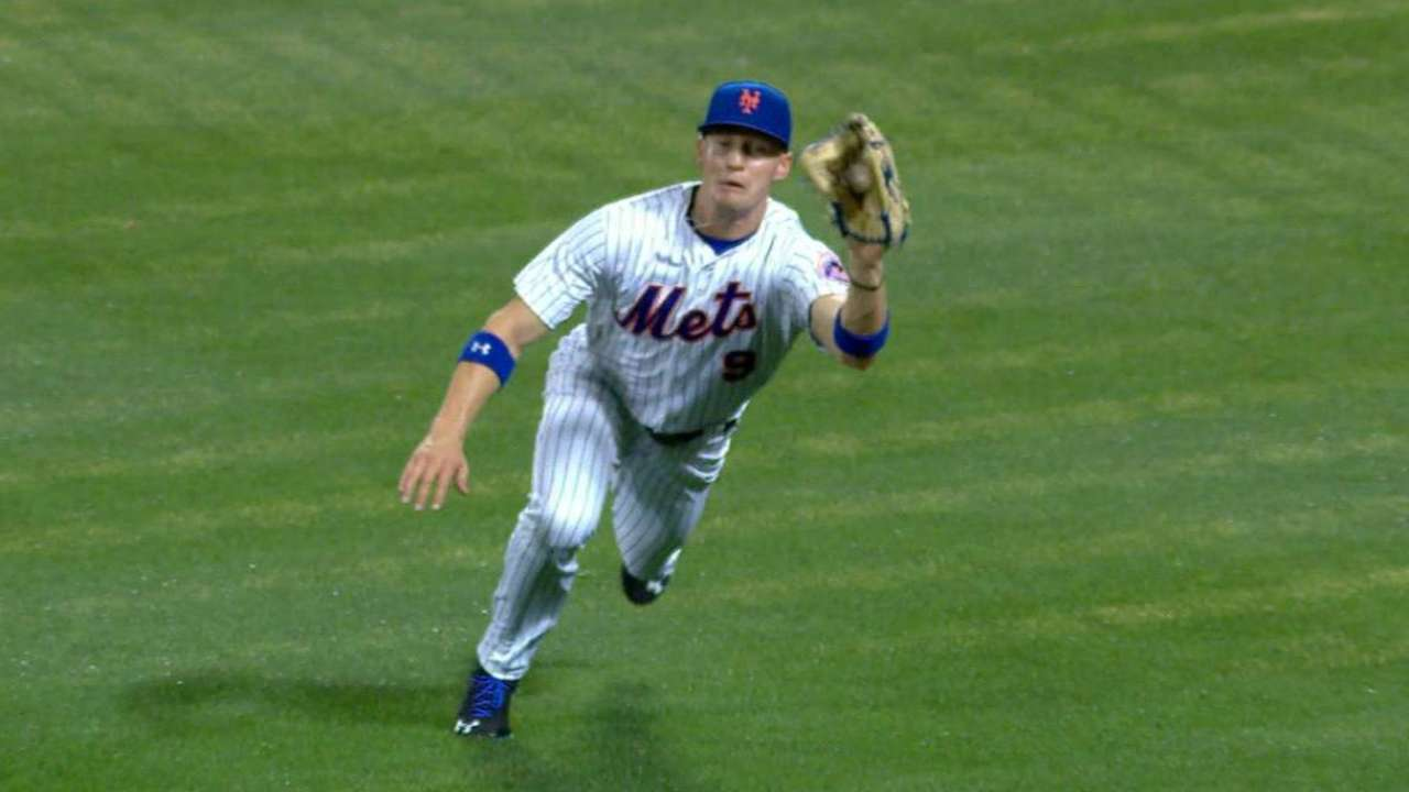 Nimmo's diving catch
