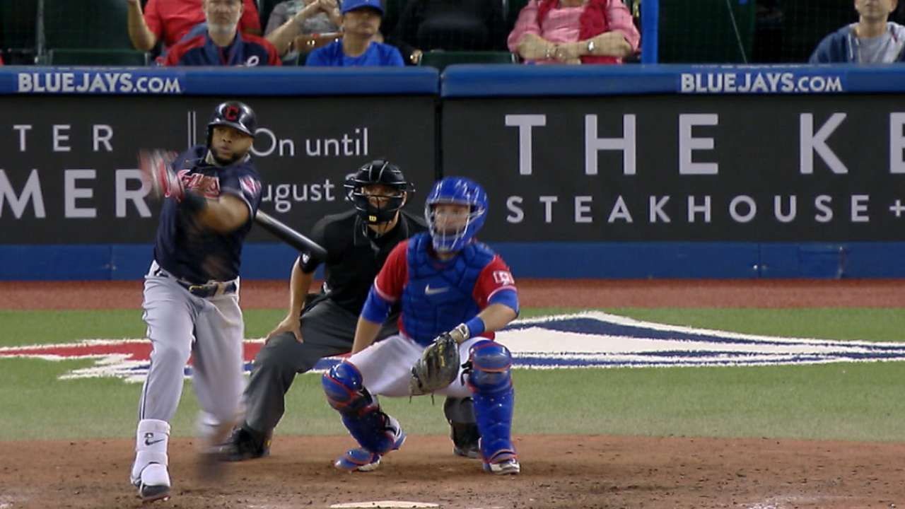 Must C: Santana's go-ahead homer