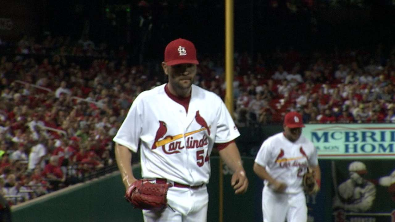 Garcia flusters Crew as Cards end home skid
