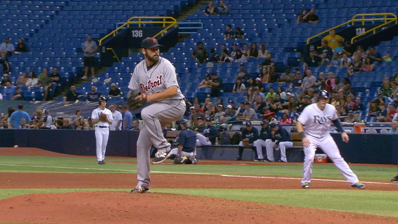 Fulmer's 10-K gem, V-Mart's HRs lead rout of Rays