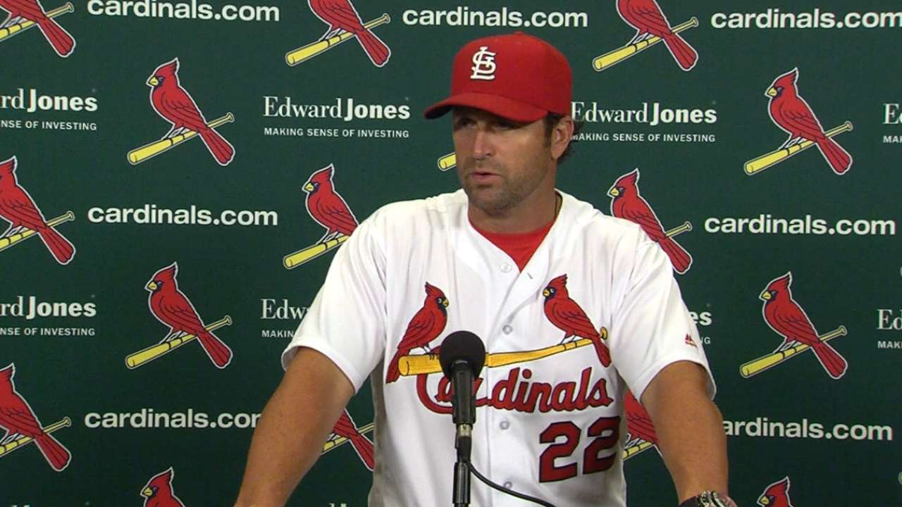 Matheny on win over Brewers